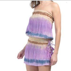 NEW Tiare Hawaii AINA Convertible Dress Cover-Up